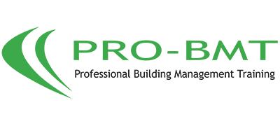 Professional Building Management Training logo icon